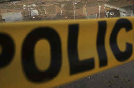 Cordón policial, en una imagen de archivo.