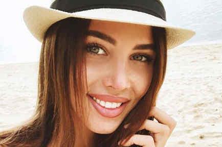 Anastasia Reshetova sonriendo