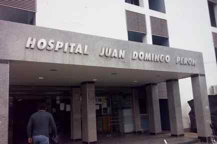 Hospital Juan Domingo Peron