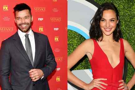 Ricky Martin, Gal Gadot and More to Present at 2018 Golden Globes