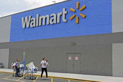 Una tienda Walmart en Hialeah Gardens, Florida, en 2017.