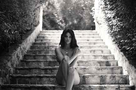 Kendall Jenner posa desnuda