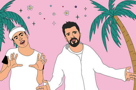 Raymix y Juanes