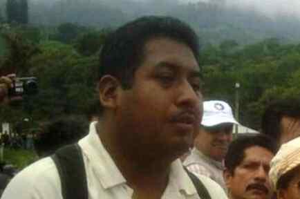 El periodista Mario Leonel Gómez Sánchez fue asesinado a balazos en Chiapas.