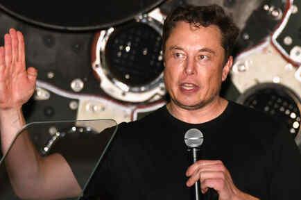 Elon Musk, presidente de Tesla en una imagen  de archivo