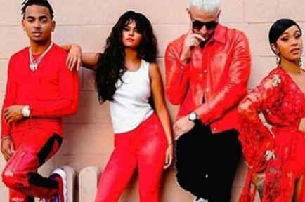 Selena Gomez y Cardi B