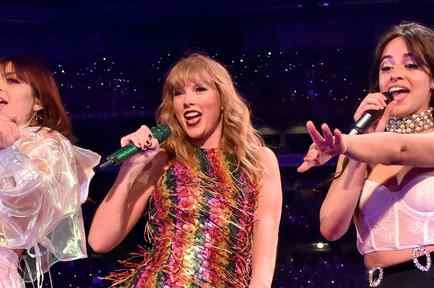 Taylor Swift performs onstage during opening night of her 2018 reputation Stadium Tour