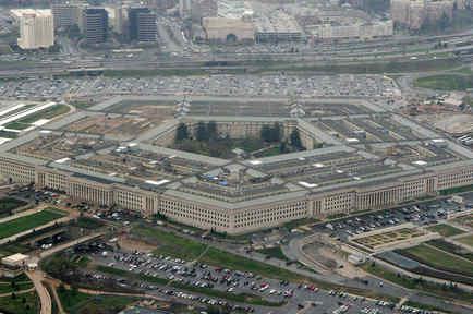Imagen del Pentágono en Washington.
