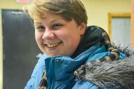 Alexandra Black, de 22 años, que ha muerto este domingo tras ser atacada por un león en un zoológico de Carolina del Norte.