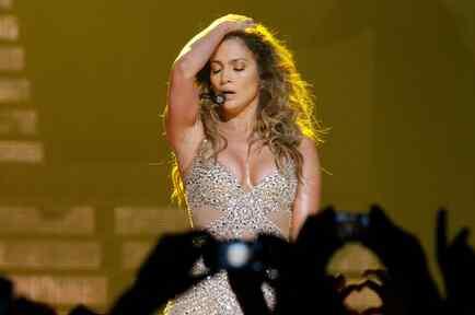 Jennifer Lopez celebrates 50th bday in Miami