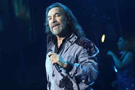 Marco Antonio Solis en concierto