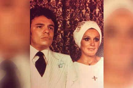 José José con Anel Noreña en el pasado