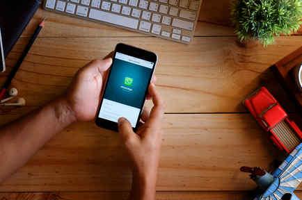 Whatsapp en dispositivo