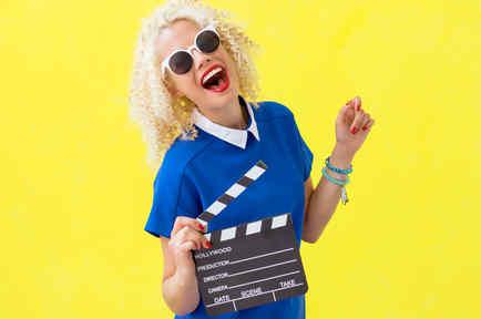 Directora de película