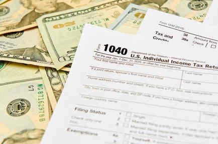 Reembolso de impuestos