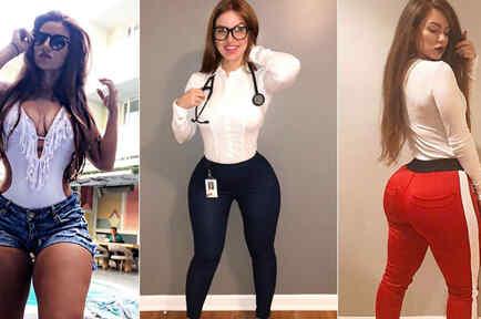 Mindy Sittinpretty collage
