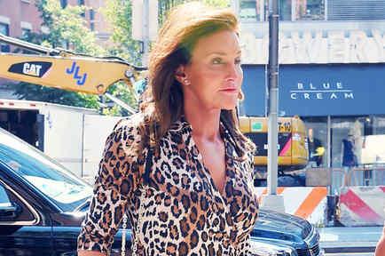 Caitlyn Jenner en Nueva York