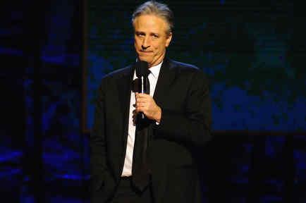 Jon Stewart en Comedy Central Show