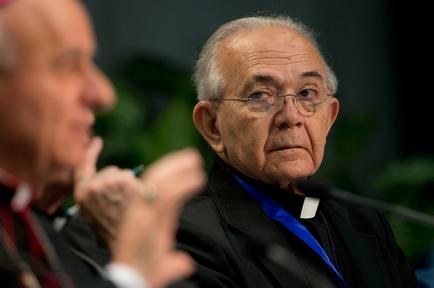 sacerdote Jesús Delgado
