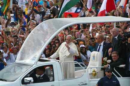 Papa Francisco Polonia