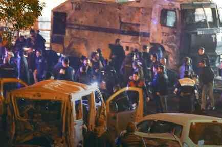 Ataque a club nocturno de Estambul, Turquía