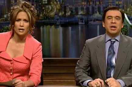 That Time Jennifer Lopez Pretended to Be a Telemundo News Anchor on SNL