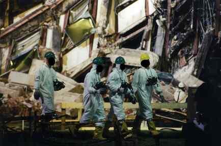 FBI desclasifica una treintena de fotografías el ataque del 11-S contra el Pentágono