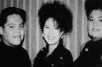 A.B., Selena y Suzette Quintanilla
