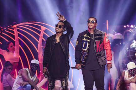 Daddy Yankee y Ozuna - Presentación Premios Billboard 2017