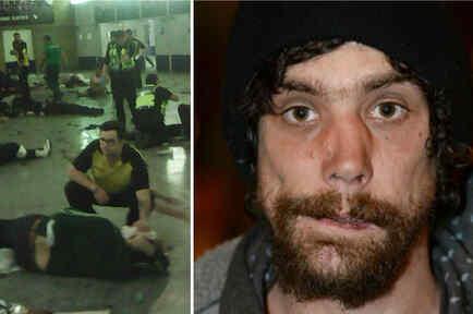 Mendigo que dijo haber ayudado en la Arena Manchester, pero en realidad robó.
