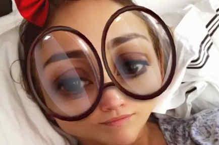 Jennifer Lopez, haciendo Snapchat