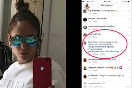 Here's How Jennifer Lopez Responded to The Haters and Photoshop Claims