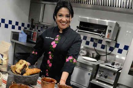 Chef Mercedes Ahumada
