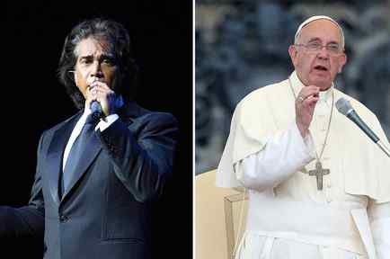 El Puma and The Pope
