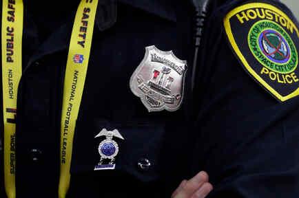Agente de la Policía de Houston
