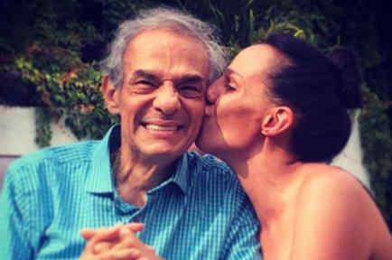 José José con su hija Marysol