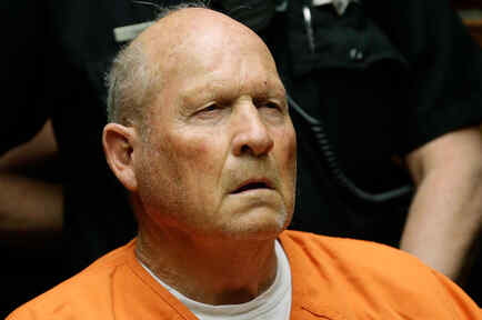 Joseph de Angelo, acusado de ser el Asesino de Golden State