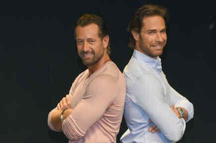 Gabriel Soto y Sebastián Rulli