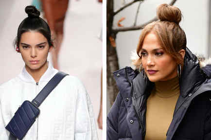 Kendall Jenner y Jennifer Lopez