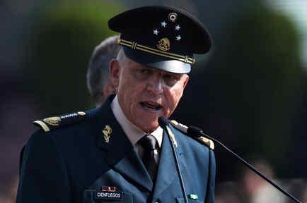 General Salvador Cienfuegos Zepeda
