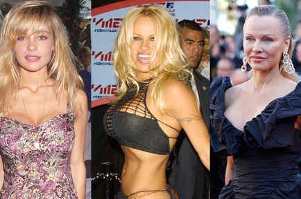 Collage de Pamela Anderson