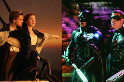 Titanic, Batman & Robin