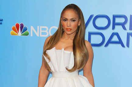 """Jennifer Lopez en promoción de la segunda temporada de """"World of Dance"""""""