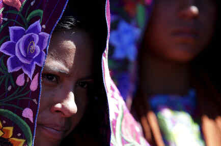 emotiva misa papa indigenas