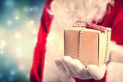 Atención, Santa Claus ya está de camino