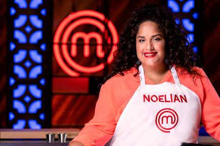 Noelián Ortiz es eliminada de MasterChef Latino 2