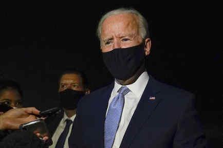 El candidato presidencial demócrata, Joe Biden.