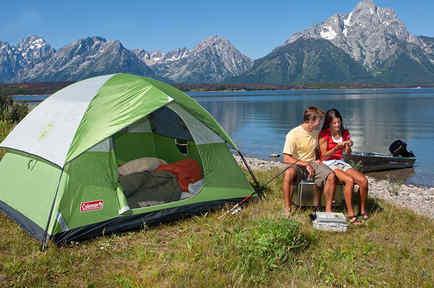 Artículos para un día de campamento de verano