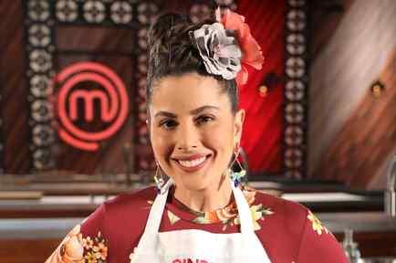Sindy en MasterChef Latino