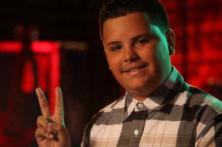 Christian, La Voz Kids
